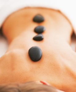 Gift Voucher for Hot Stone Massage