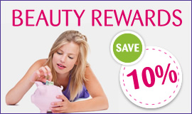 Save with Beauty Rewards