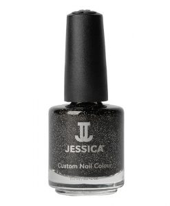 Jessica Black Ice Nail Polish