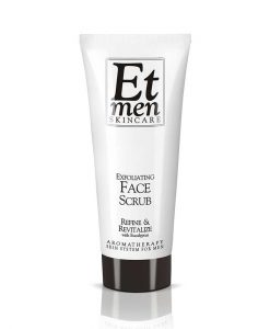Et Men Exfoliating Face Scrub