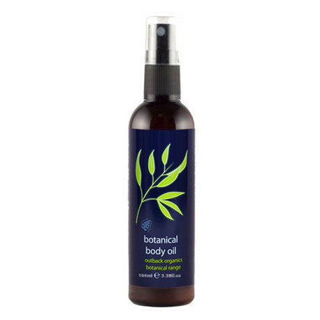 Outback Organics Botanical Body Oil 100ml