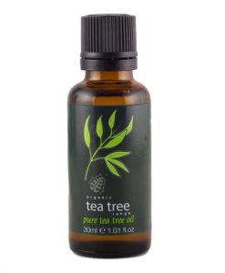 Outback Organics Tea Tree Oil