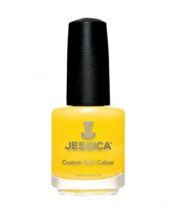 1140 Yellow Jessica Nail Polish