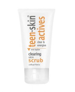 Teen-Skin Actives Clearing Skin Scrub 100ml
