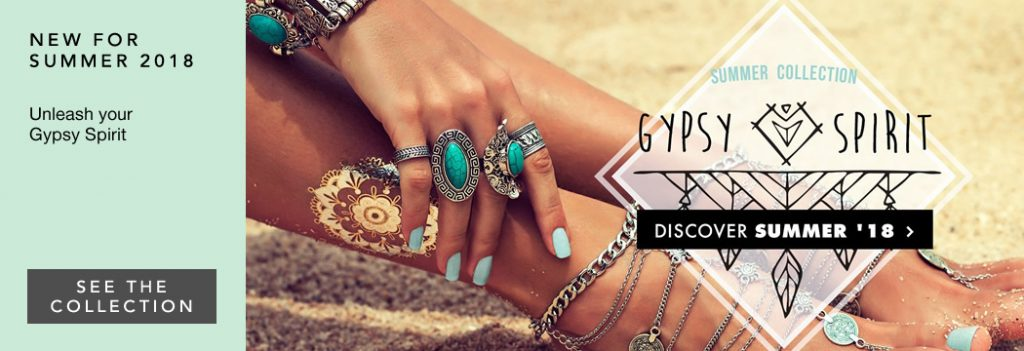 Jessica Gypsy Spirit Collection